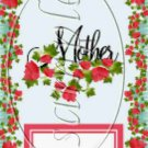 Flowered Mother's Day  ~  MINI Candy Bar Wrapper