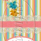 Mothers are God's Angels  ~ Mother's Day  ~ Mint Matchbook Cover