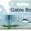 Whale You Be Mine  ~ Gable Box