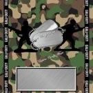 Call Of Duty #7 ~ Candy Bar Wrapper