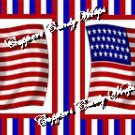 4th of July #2 ~ Food or Cupcake Picks & Toppers