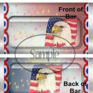 American Eagle ~ Candy Bar Wrapper