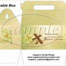 3 Three Nails for Jesus   ~ Gable Box