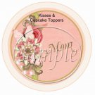 Mom Peach Floral  ~ Cupcake Picks & Toppers