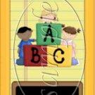 Kindergarten, I'm A Big Kid Now! ~ MINI Candy Bar Wrappers