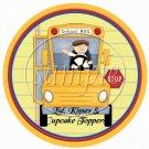Kindergarten, I'm A Big Kid Now!  ~ Cupcake Picks & Toppers