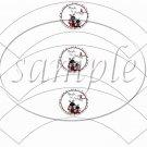 Ladybug Back to School ~  Cupcake Paper Wrappers ~ Set of 1 Dozen