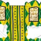 Mardi Gras  ~ Carriage Popcorn Box or Gift Box