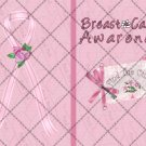 Breast Cancer Awareness ~ Post It Note ® Cover