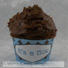 It's a Boy ~  Cupcake Paper Wrappers ~ Set of 1 Dozen