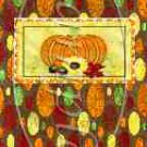 Bountiful Harvest  ~ MINI Candy Bar Wrappers