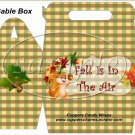 Fall Is In The Air ~ Gable Gift or Snack Box