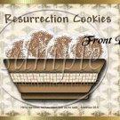 Resurrection Cookies  ~ Gallon Can Set