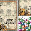 Creepy Crawlers Halloween #1  ~  Treat Bag Topper
