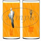 Spider & Ghost  ~ Salt & Pepper Shaker Wrappers