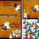 Halloween Moon  ~  Treat Bag Topper