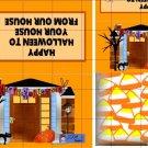 Magic of Halloween ~  Treat Bag Topper 1 Dozen