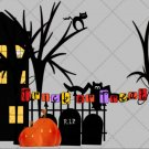 Trick or Treat Halloween  ~ Gallon Can Set