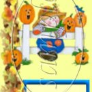 Scarecrow Cuties Fall ~ MINI Candy Bar Wrappers