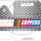 Faux NASCAR Personalized ~ Gable Gift or Snack Box