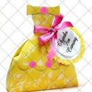 Belle Party Favor Dress ~ Party Favor Totes, Bags & Boxes