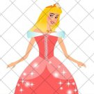 Sleeping Beauty Party Favor Dress ~ Party Favor Totes, Bags & Boxes