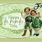 Happy St. Patrick's Day .....  ~ Pint Glass Jar