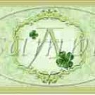 Happy St. Patrick's Day ~  Alphabet MINI Candy Bar Wrapper