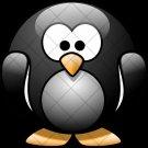 Penguin #2 ~  Cupcake Pick & Toppers ~ Set of 1 Dozen