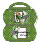 Vintage St. Patrick's Day ~ Pillow Purse