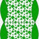 St. Patrick's Day Shamrock ~ Pillow Box