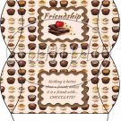 Friends With Chocolate  ~ Pillow Box