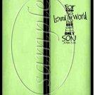 God So Loved the World ~ Green ~ Bookmark 1 Dozen