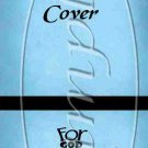 God So Loved the World ~ Blue ~ MINI Matchbook Nail File COVER ONLY