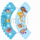 Bubble Guppies ~ Faux or Inspired By ~ Cupcake Wrappers ~ Set of 1 Dozen