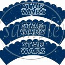 Star Wars ~ Faux or Inspired By ~ Cupcake Wrappers ~ Set of 1 Dozen