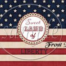 Sweet Land of Liberty ~ Gallon Can Set