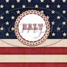 Sweet Land of Liberty Style #1 ~ Salt & Pepper Shaker Wrappers