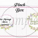 Friends ~ Thinking of You ~ Pinch Box