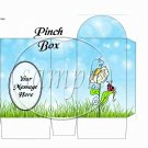 Simple Life Daisy & Ladybug  ~ Pinch Treat or Gift  Box