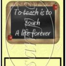 I Love To Teach   ~ MINI Candy Bar Wrappers