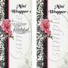 Faithful Never Changing God ~ MINI Candy Bar Wrappers