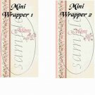 Mom Pink~ Mother's Day  ~ MINI Candy Bar Wrappers
