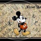 Faux Mickey Comics ~ Gallon Can Set