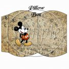 Faux Mickey Comics  ~ Pillow Treat Gift Box
