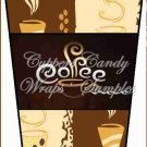 Coffee Time ~  Gift Card Holder Latte` Cup