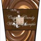Mocha Swirl ~  Gift Card Holder Latte` Cup