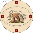 "Simply Pleasures ~ 7"" Round Foil Pan Lid Cover"