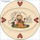 "Sow Kindness ~ 7"" Round Foil Pan Lid Cover"