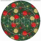Christmas Excitement  #2 ~ Cupcake Toppers ~ Set of 1 Dozen